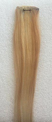 Amazon Com Quick Summer Fashion Fun Clip In Hair Streak Color 12