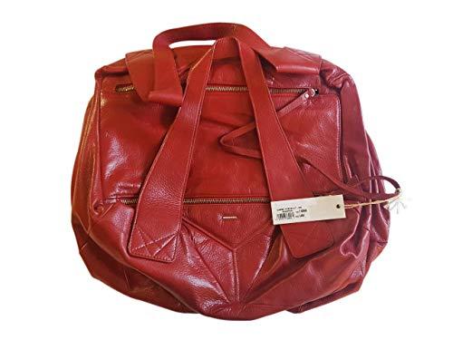 Diesel Handbag 00XA93PR440T4068 Hand Luggage, 28 cm, 6 liters, Red (Rot)