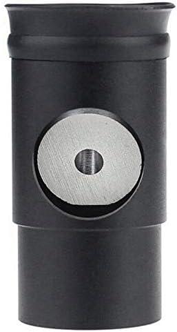 SODIAL 1.25 Pulgada Cheshire Colimador Ocular para Telescopios Newtonianos Refractores Estructura Telescopio AstronóMico Accesorio