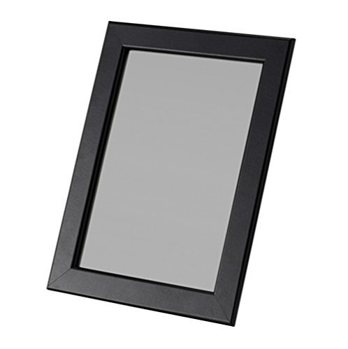 "Ikea Frame Photo Picture 5 X 7"" Black"
