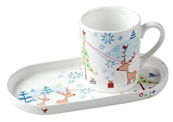 Ciroa Thank You Santa 2 piece Mug and Plate gift set Amazon.co.uk Kitchen \u0026 Home  sc 1 st  Amazon UK & Ciroa Thank You Santa 2 piece Mug and Plate gift set: Amazon.co.uk ...