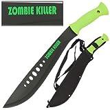 Book of Eli Movie ZOMBIE KILLER Machete- Wicked Neon Green