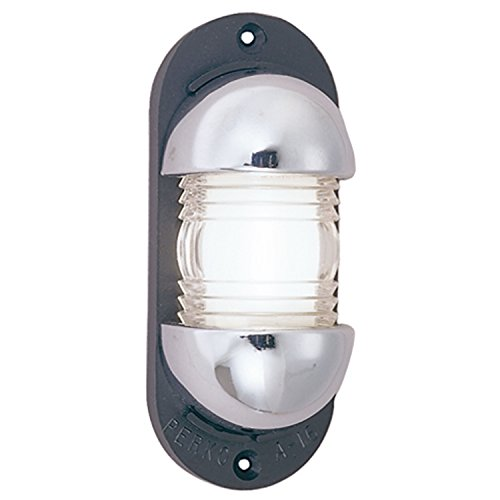 Perko 3004.4853 1331DP0CHR Surface Mount Masthead Light - 12V - Mount Masthead Light