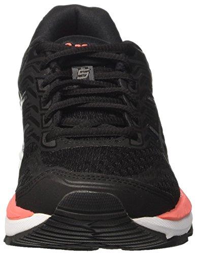 5 Coral Negro Mujer para Flash 2000 de Carbon Gt Gimnasia Zapatillas Asics Black Hxn1TwBExq