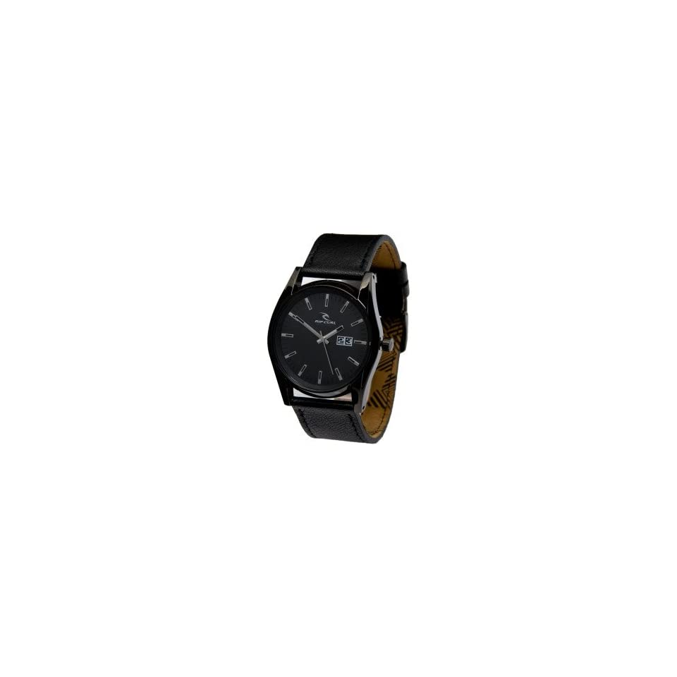Rip Curl Oxford Leather Watch   Mens