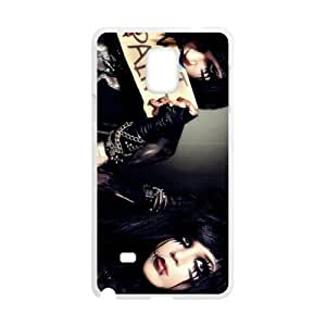 Happy Rock Band Cell Phone For Case Samsung Note 3 Cover