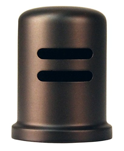 Westbrass R201-1-12 Skirted Brass Air Gap Cap Only, Oil Rubbed Bronze