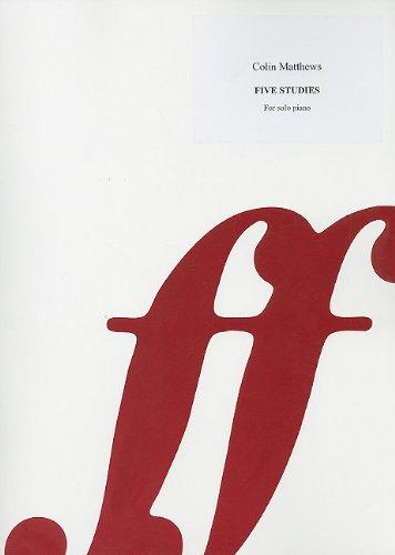 Read Online Five Studies (Faber Edition) pdf epub