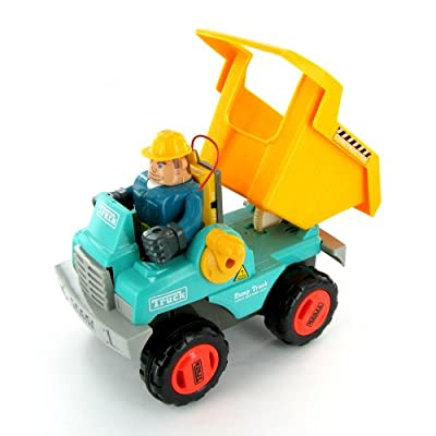 Silverlit Mighty Movers Dump Truck Rc Vehicle by World Trading 23