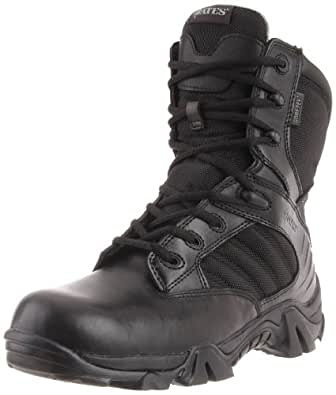 Bates Men's GX-8 8 Inch Ultra-Lites GTX Waterproof Boot, Black, 7 M US