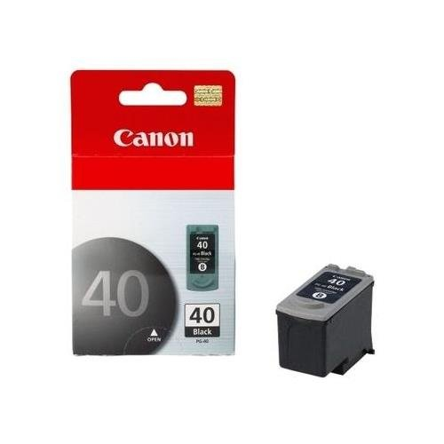 Canon 0615B002 OEM Ink - (PG-40) iP1600 iP1700 iP2600 MP 150 160 170 400 450 Black ()
