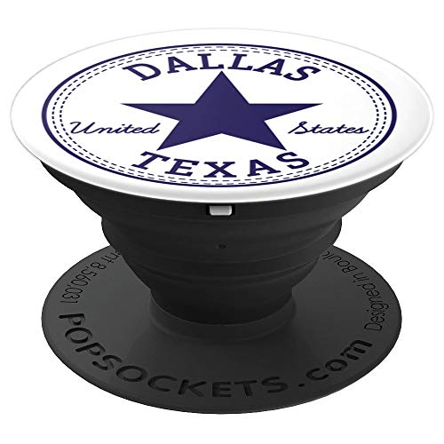 (Dallas Texas United States USA United States - PopSockets Grip and Stand for Phones and)