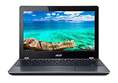 Acer Chromebook 11 C740-C4PE (11.6-inch HD, 4 GB, 16GB SSD) by Acer