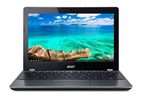 Acer Chromebook C740-C4PE (Black)