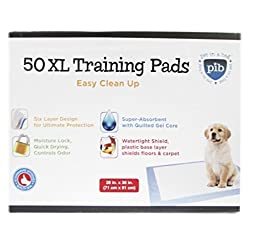 Creative Pet Group Training Pad, 28 by 36-Inch, 50-Pack