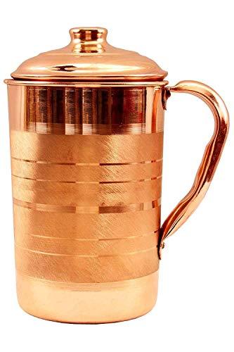 K K Traders Copper Jug, Storage Water  1700 ml