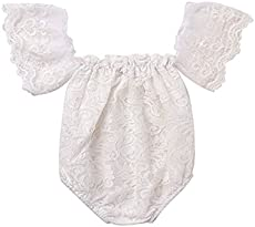 d52db26b11f8 Petti Solid Lace Romper Baby Clothes 31 Colors Stock 20Pcs lot