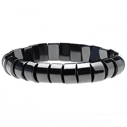 JOVIVI Hematite Magnetic Healing Bracelet