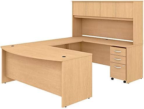 Bush Business Furniture Studio C U Shaped Desk - a good cheap home office desk