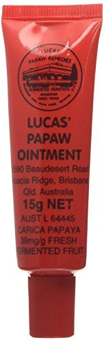 Lucas' Papaw Ointment 15g with Lip Applicator (6 Pack)