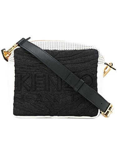 kenzo-womens-f752sa406f1099-white-black-other-materials-shoulder-bag
