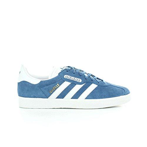 adidas Herren Gazelle Super Essential Fitnessschuhe Blau