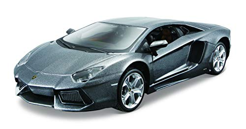 Maisto 1:24 Scale Assembly Line Lamborghini Aventador LP 700-4 Diecast Model Kit (Colors May Vary)