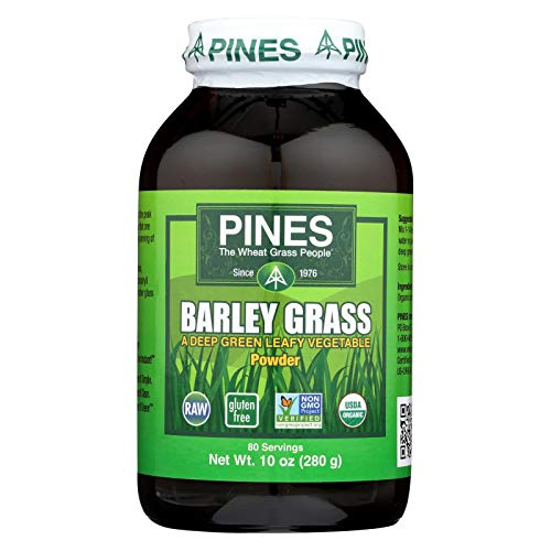 (Pines International Barley Grass Powder - 10 oz)