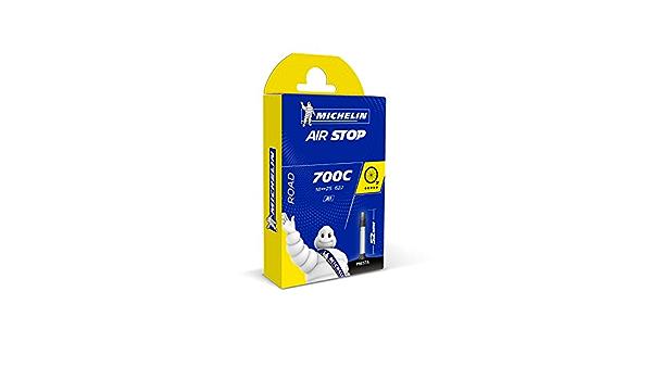 700C Bike Inner Tube Michelin Airstop 700X18-25C 52Mm Presta