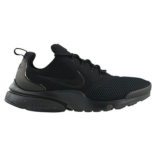NIKE Men's Presto Fly Black/Black/Black Running Shoe 9.5 Men (Fly Trainer)