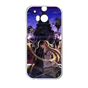 Sword Art Online HTC One M8 Cell Phone Case White Ezpgo