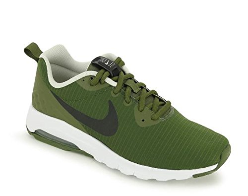 Nike Herren Air Max Motion LW Prem Fußballschuhe Grün (Legion Green/Black-White-Light Bone)