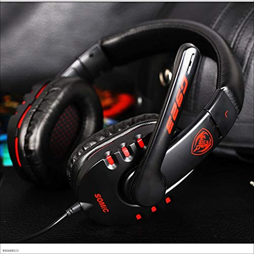 Yingui Gaming Headset - Wired Control - Gaming Headset Headset Laptop by Yingui (Image #4)