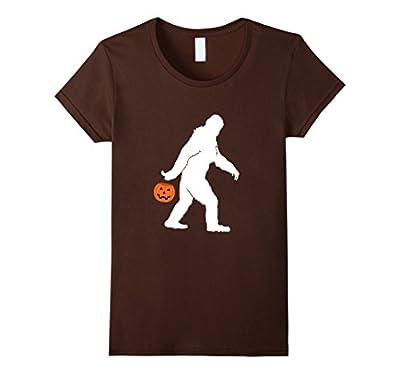 Bigfoot Halloween Costume Shirt Funny for Men Women Boy Girl
