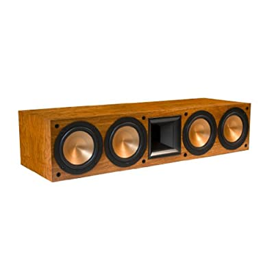 Klipsch RC-64 II Center Channel Speaker - Black by Klipsch