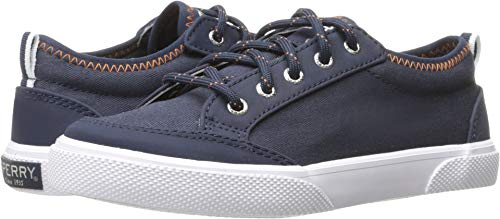 Sperry Deckfin Sneaker, Navy, 6.5 M US Big Kid ()