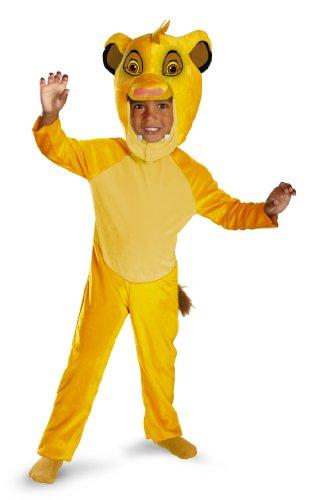 Simba Classic Costume Size:
