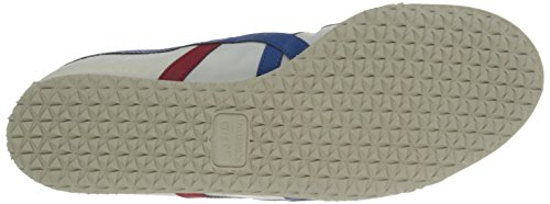 Onitsuka Tiger Mexico 66 Slip-on Classic Running Sneaker Bianco / Tricolore