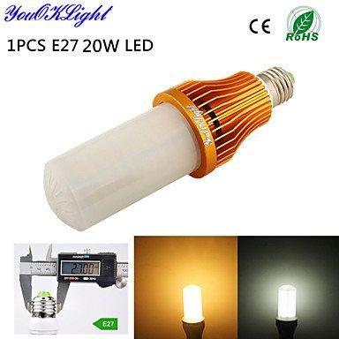 RTS 20 W E26/E27 LED Bombillas de maíz T 260 SMD 3528 1700 lm