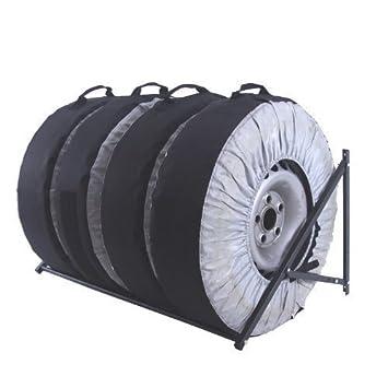 Soporte de pared Neumáticos Ruedas Soporte de ruedas Llantas: Amazon.es: Coche y moto