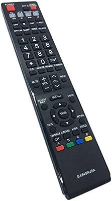 Nueva usarmt sustituido Sharp ga840wjsa mando a distancia para ...