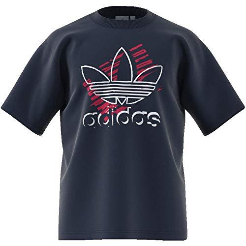 camiseta Originals hombre Dv3281 azul Adidas x6RgS6