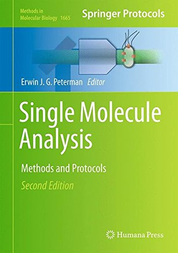 Single Molecule Analysis: Methods and Protocols (Methods for sale  Delivered anywhere in USA
