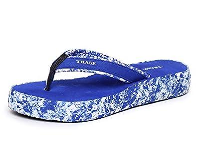 TRASE 45-010 Comfort Slippers Flip Flops for Women