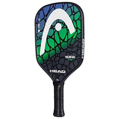 Extreme Graphite Tennis Racquet - HEAD Fiberglass Pickleball Paddle - Radical