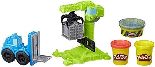 Play Doh Forklift Construction Non Toxic Additional