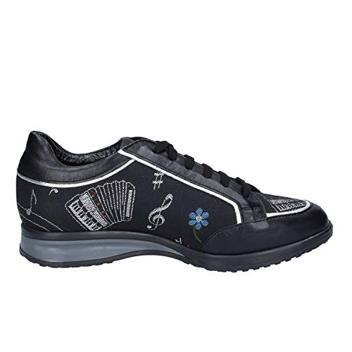 Braccialini Pelle Nero Nero Sneaker Pelle Sneaker Nero Braccialini Pelle Donna Braccialini Sneaker Braccialini Donna Donna zRwAxF8x