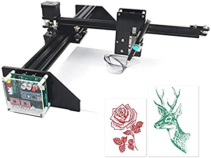 InLoveArts Kit de robot de dibujo de metal Escritor Plotter XY Kit ...