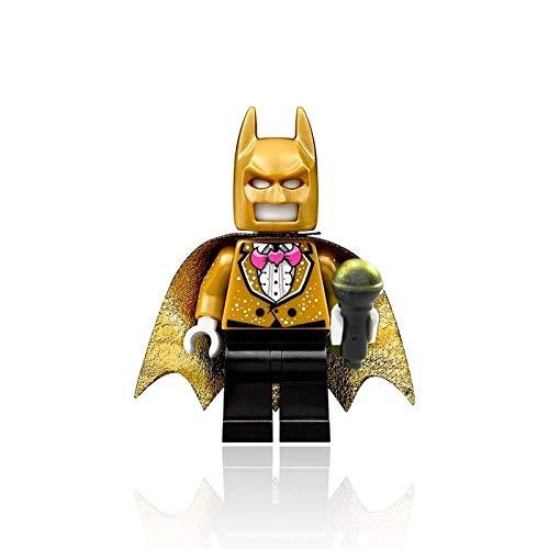 The LEGO Batman Movie MiniFigure - Batman (Bat-Pack Batsuit) 70909