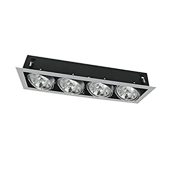 Lámpara de techo empotrable Down Light - 4-lámpara de techo ...